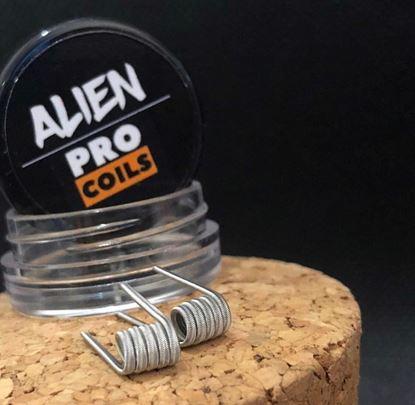 Picture of pro coils alien ohm 20