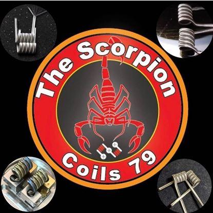 Picture of scorpion coil ohm 15