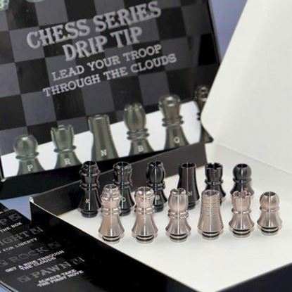 صورة chess series drip tip