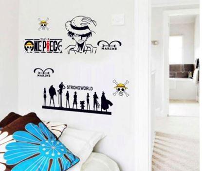 صورة Cartoon Design Wall Stickers